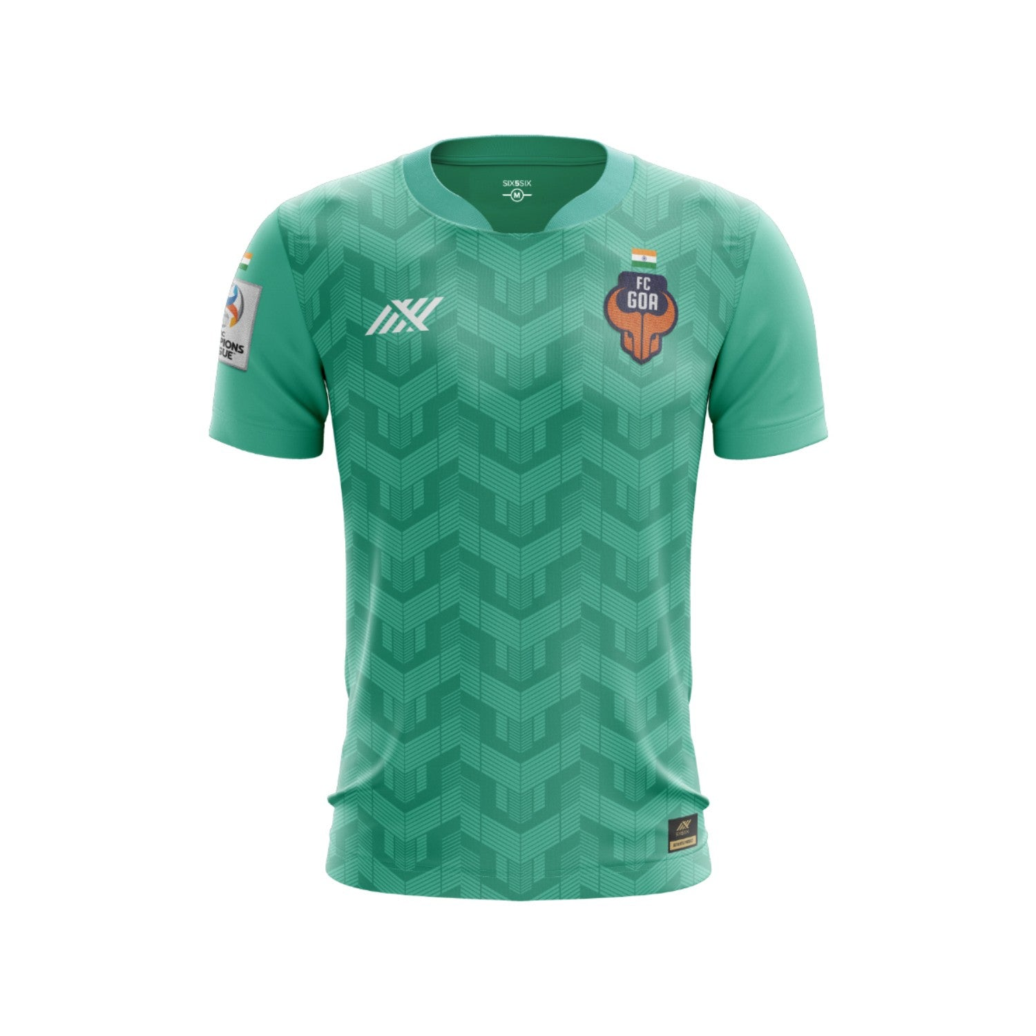 FC Goa Unleashed GK Jersey: Champions League Edition