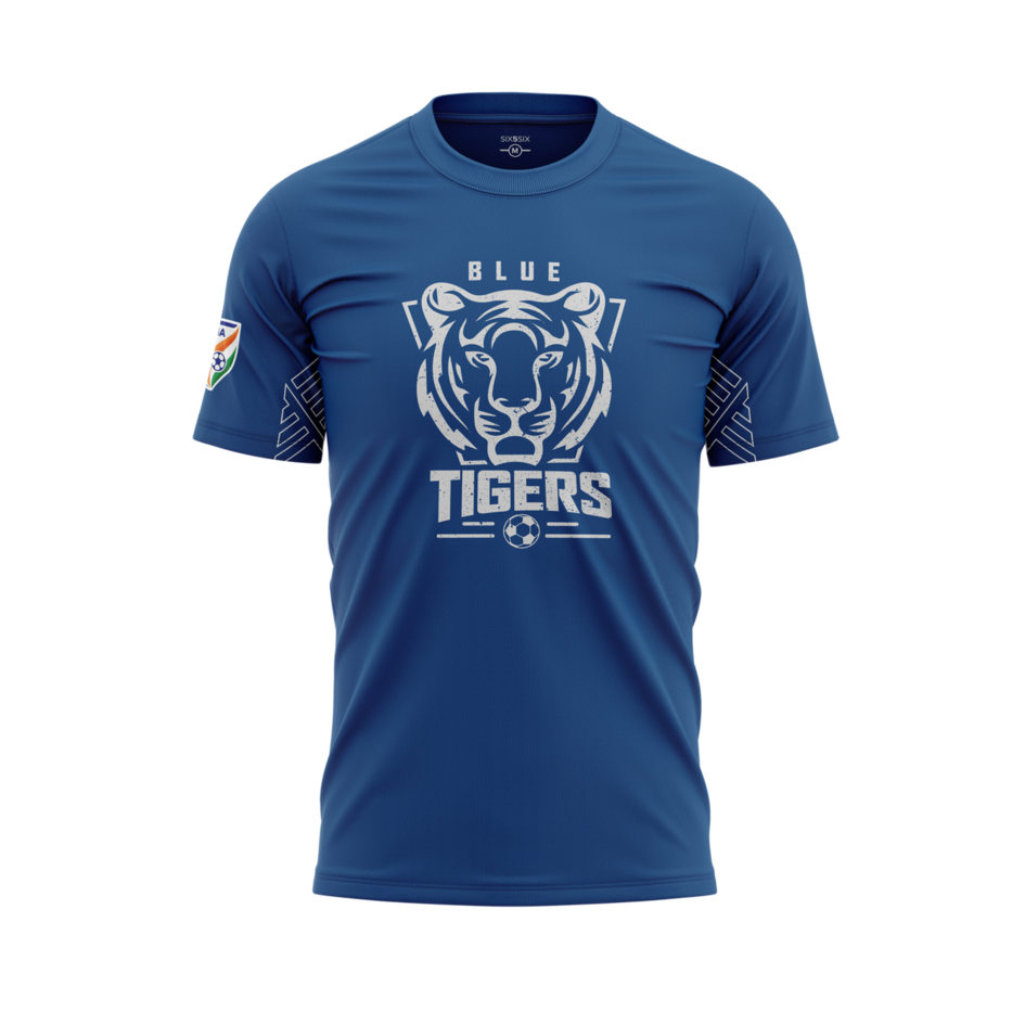 Blue Tigers T-Shirt