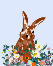 Load image into Gallery viewer, Hop Along Little Friend Print