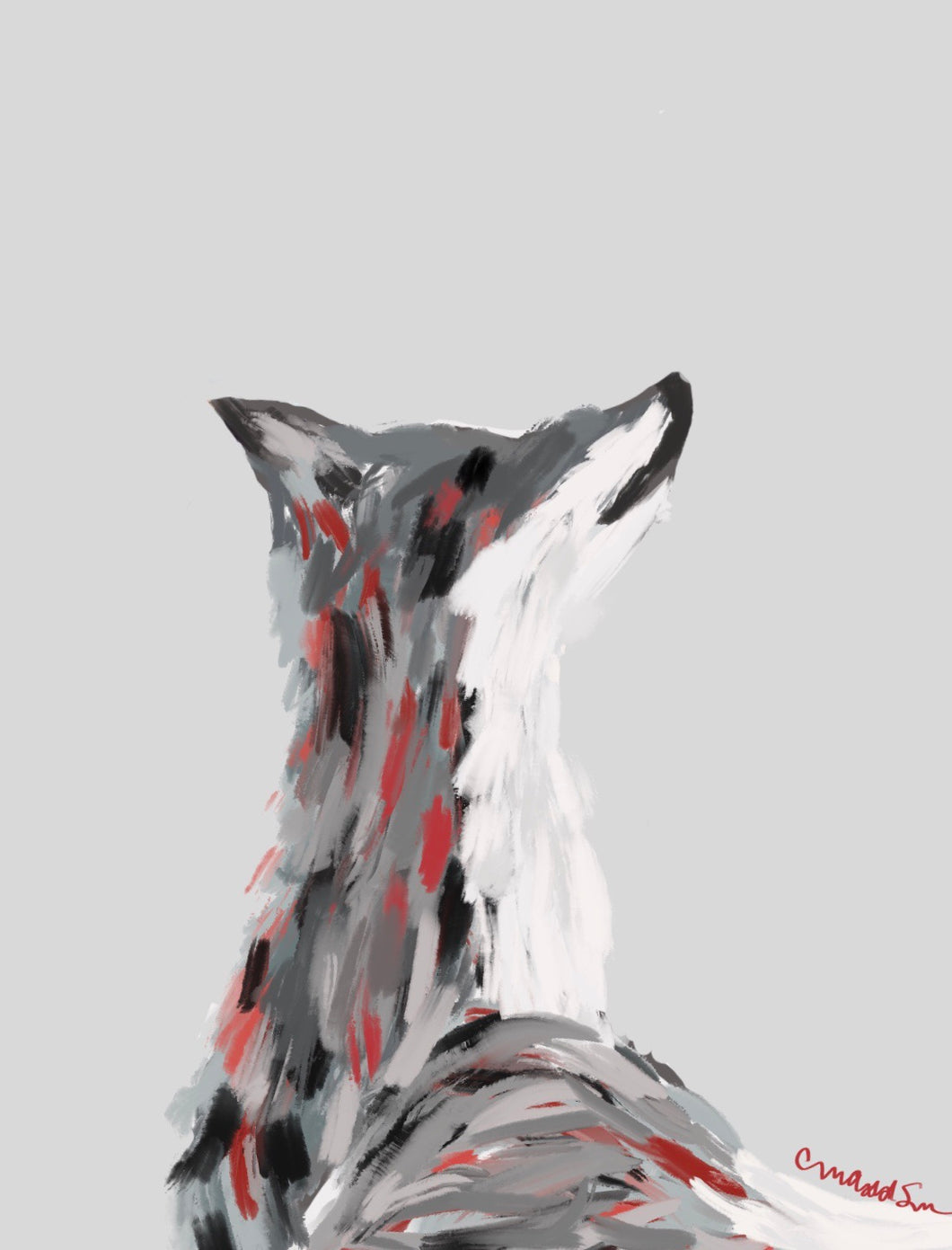 Fox Fella (Print)