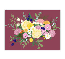 Load image into Gallery viewer, Flora Card Set of 2