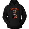 NFL – Cleveland Browns Venom Groot Guardian Of The Galaxy Football Shirts-T-shirt-Unisex Hoodie-Black-S-Itees Global