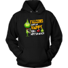 NFL – Atlanta Falcons Makes Me Happy You Not So Much The Grinch Football Sweatshirt-T-shirt-Unisex Hoodie-Black-S-PopsSpot