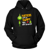 NFL – Carolina Panthers Makes Me Happy You Not So Much The Grinch Football Sweatshirt-T-shirt-Unisex Hoodie-Black-S-PopsSpot