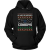 NFL - All I Want For Christmas Is Dallas Cowboys Football Shirts-T-shirt-Unisex Hoodie-Black-S-PopsSpot