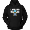 NFL - I Married Into This Indianapolis Colts Football Sweatshirt-T-shirt-Unisex Hoodie-Black-S-PopsSpot