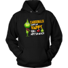 NFL – Arizona Cardinals Makes Me Happy You Not So Much The Grinch Football Sweatshirt-T-shirt-Unisex Hoodie-Black-S-PopsSpot