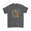 NFL – You Don't Like Miami Dolphins Here Your Socks I Set You Free Harry Potter Shirts-T-shirt-Gildan Mens T-Shirt-Charcoal-S-PopsSpot