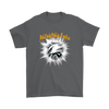 NFL – Awesome Philadelphia Eagles Football Shirts-T-shirt-Gildan Mens T-Shirt-Charcoal-S-Itees Global