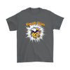 NFL – Awesome Minnesota Vikings Football Shirts-T-shirt-Gildan Mens T-Shirt-Charcoal-S-PopsSpot