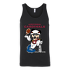NFL – Arizona Cardinals Mickey Mouse Super Bowl Football Shirt-T-shirt-Canvas Unisex Tank-Black-S-PopsSpot