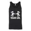 NFL – Houston Texans Girl Under Armour Football Shirt-T-shirt-Canvas Unisex Tank-Black-S-Itees Global