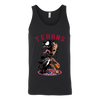 NFL – Houston Texans Venom Groot Guardian Of The Galaxy Football Shirts-T-shirt-Canvas Unisex Tank-Black-S-Itees Global