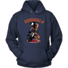 NFL – Arizona Cardinals Venom Groot Guardian Of The Galaxy Football Shirts-T-shirt-Unisex Hoodie-Navy-S-Itees Global