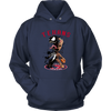 NFL – Houston Texans Venom Groot Guardian Of The Galaxy Football Shirts-T-shirt-Unisex Hoodie-Navy-S-Itees Global
