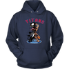 NFL – Tennessee Titans Venom Groot Guardian Of The Galaxy Football Shirts-T-shirt-Unisex Hoodie-Navy-S-PopsSpot
