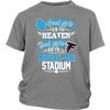 NFL – Good Girls Go To Heaven Bad Girls Go To Mercedes-Benz Stadium Atlanta Falcons Football Sweatshirt-T-shirt-District Youth Shirt-Sport Grey-XS-PopsSpot