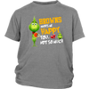 NFL – Cleveland Browns Makes Me Happy You Not So Much The Grinch Football Sweatshirt-T-shirt-District Youth Shirt-Sport Grey-XS-Itees Global