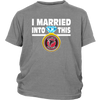 NFL - I Married Into This Atlanta Falcons Football Sweatshirt-T-shirt-District Youth Shirt-Sport Grey-XS-Itees Global
