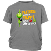 NFL – Carolina Panthers Makes Me Happy You Not So Much The Grinch Football Sweatshirt-T-shirt-District Youth Shirt-Sport Grey-XS-PopsSpot