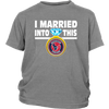 NFL - I Married Into This Houston Texans Football Sweatshirt-T-shirt-District Youth Shirt-Sport Grey-XS-Itees Global