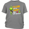 NFL – Atlanta Falcons Makes Me Happy You Not So Much The Grinch Football Sweatshirt-T-shirt-District Youth Shirt-Sport Grey-XS-PopsSpot
