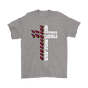 NFL – All I Need Today Is A Little Bit Of Arizona Cardinals And A Whole Lot Of Jesus Football Shirts-T-shirt-Gildan Mens T-Shirt-Sport Grey-S-Itees Global