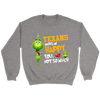 NFL – Houston Texans Makes Me Happy You Not So Much The Grinch Football Sweatshirt-T-shirt-Crewneck Sweatshirt-Sport Grey-S-PopsSpot