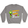 NFL – Arizona Cardinals Makes Me Happy You Not So Much The Grinch Football Sweatshirt-T-shirt-Crewneck Sweatshirt-Sport Grey-S-PopsSpot