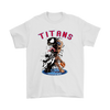NFL – Tennessee Titans Venom Groot Guardian Of The Galaxy Football Shirts-T-shirt-Gildan Mens T-Shirt-White-S-PopsSpot
