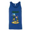 NFL - Green Bay Packers Rick And Morty Football NFL Shirts-T-shirt-Canvas Unisex Tank-Royal-S-PopsSpot