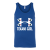 NFL – Houston Texans Girl Under Armour Football Shirt-T-shirt-Canvas Unisex Tank-Royal-S-Itees Global