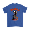 NFL – Cleveland Browns Venom Groot Guardian Of The Galaxy Football Shirts-T-shirt-Gildan Mens T-Shirt-Royal Blue-S-Itees Global