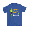 NFL – Arizona Cardinals Makes Me Happy You Not So Much The Grinch Football Sweatshirt-T-shirt-Gildan Mens T-Shirt-Royal Blue-S-PopsSpot