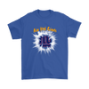 NFL – Awesome New York Giants Football Shirts-T-shirt-Gildan Mens T-Shirt-Royal Blue-S-Itees Global