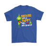 NFL – Cleveland Browns Makes Me Happy You Not So Much The Grinch Football Sweatshirt-T-shirt-Gildan Mens T-Shirt-Royal Blue-S-Itees Global