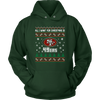NFL - All I Want For Christmas Is San Francisco 49ers Football Shirts-T-shirt-Unisex Hoodie-Dark Green-S-PopsSpot