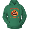 NFL - Cincinnati Bengals Pumpkin Football Shirt-T-shirt-Unisex Hoodie-Kelly Green-S-Itees Global