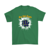 NFL – Awesome New York Giants Football Shirts-T-shirt-Gildan Mens T-Shirt-Irish Green-S-Itees Global