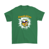 NFL – Awesome Minnesota Vikings Football Shirts-T-shirt-Gildan Mens T-Shirt-Irish Green-S-PopsSpot