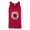 NFL – Awesome New York Giants Football Shirts-T-shirt-Canvas Unisex Tank-Red-S-Itees Global
