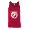 NFL – Awesome Philadelphia Eagles Football Shirts-T-shirt-Canvas Unisex Tank-Red-S-Itees Global