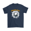 NFL – Awesome Philadelphia Eagles Football Shirts-T-shirt-Gildan Mens T-Shirt-Navy-S-Itees Global
