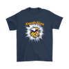 NFL – Awesome Minnesota Vikings Football Shirts-T-shirt-Gildan Mens T-Shirt-Navy-S-PopsSpot