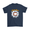 NFL – Awesome Chicago Bears Football Shirts-T-shirt-Gildan Mens T-Shirt-Navy-S-PopsSpot