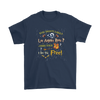 NFL – You Don't Like Los Angeles Rams Here Your Socks I Set You Free Harry Potter Shirts-T-shirt-Gildan Mens T-Shirt-Navy-S-PopsSpot