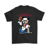 NFL – Arizona Cardinals Mickey Mouse Super Bowl Football Shirt-T-shirt-Gildan Mens T-Shirt-Black-S-PopsSpot