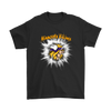 NFL – Awesome Minnesota Vikings Football Shirts-T-shirt-Gildan Mens T-Shirt-Black-S-PopsSpot