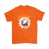 NFL – Awesome Philadelphia Eagles Football Shirts-T-shirt-Gildan Mens T-Shirt-Orange-S-Itees Global