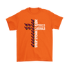 NFL – All I Need Today Is A Little Bit Of Arizona Cardinals And A Whole Lot Of Jesus Football Shirts-T-shirt-Gildan Mens T-Shirt-Orange-S-Itees Global